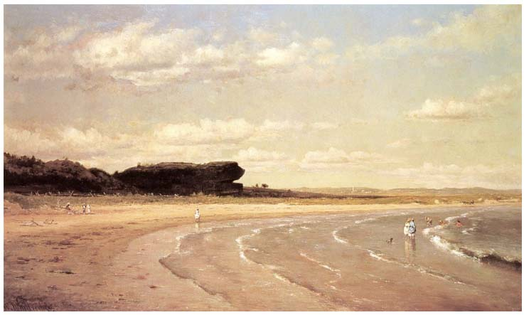 Thomas Worthington Whittredge, Second Beach