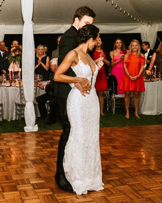 Final look for Mrs. Stanley ✨  #hamptonsbride #bridalupdo #bridalhair #summerwedding #nycstylist #updo