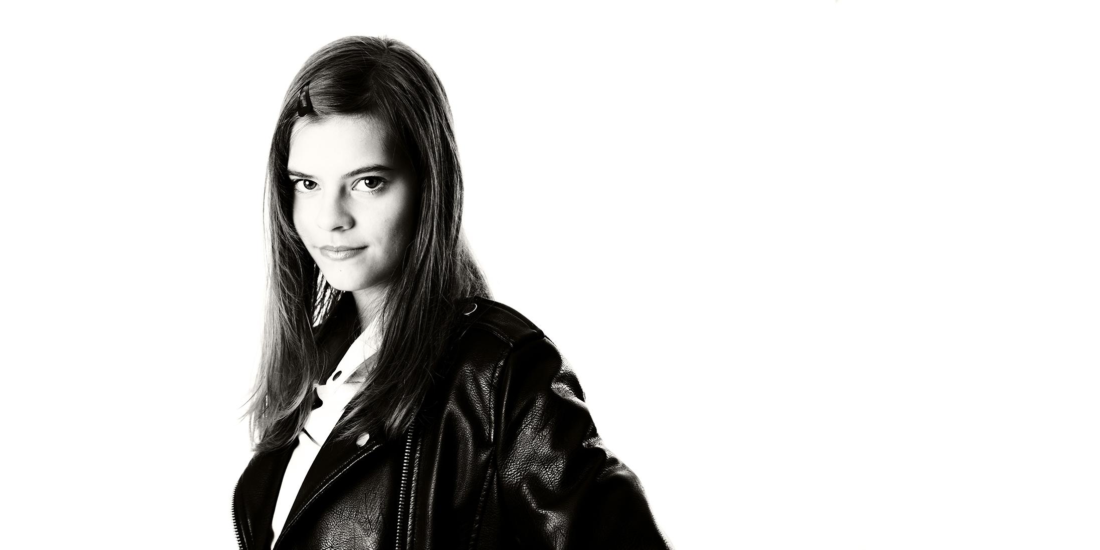 portret studio professioneel shoot