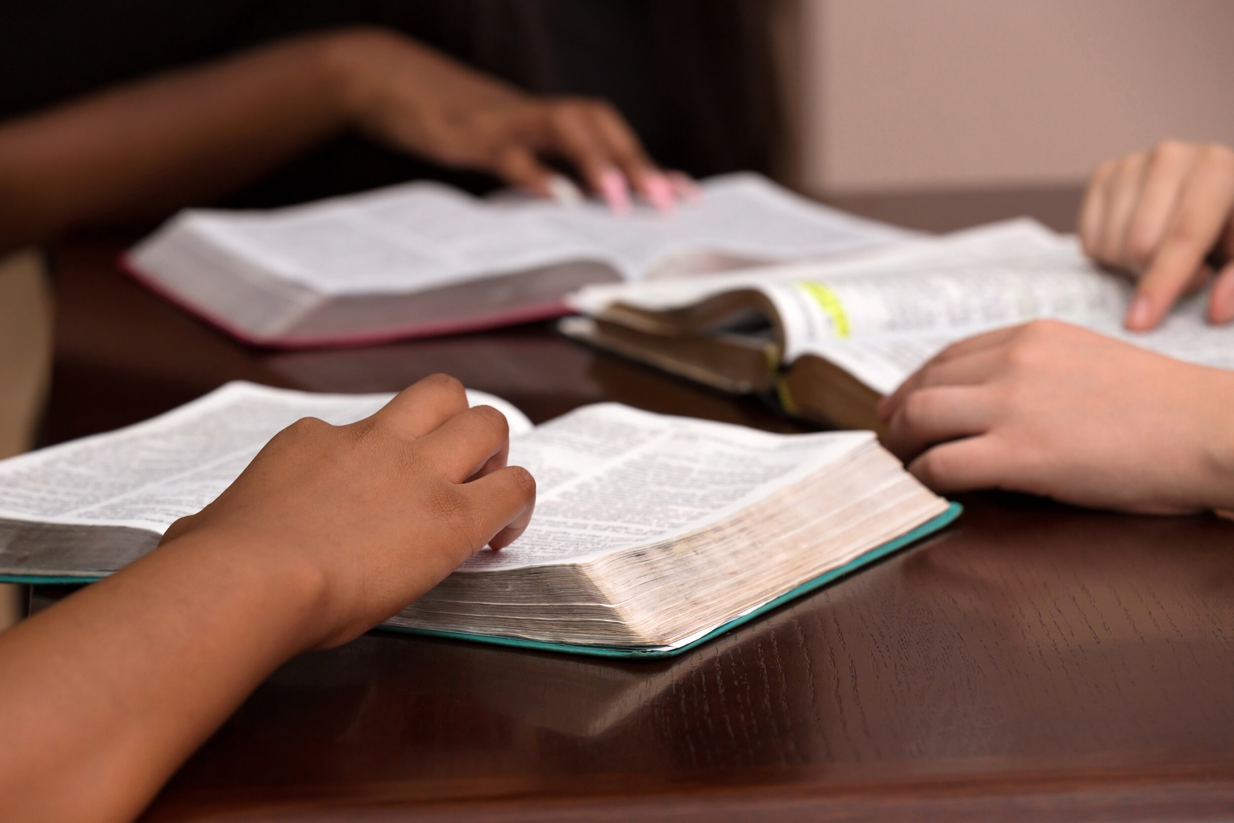 November Clergy/Lay Academy