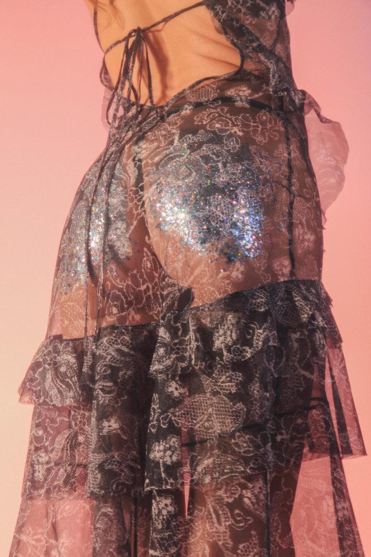EVVOOSHKA four:twenty dress