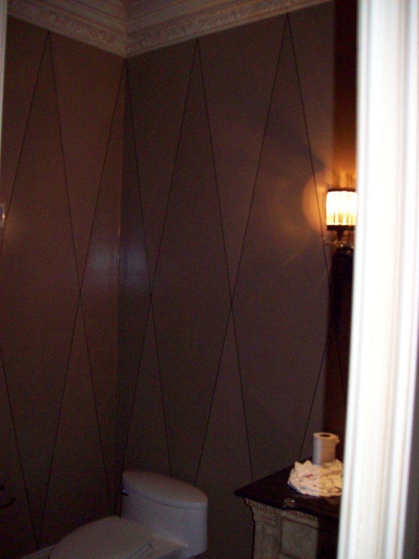 painted diamond pattern on walls.jpg
