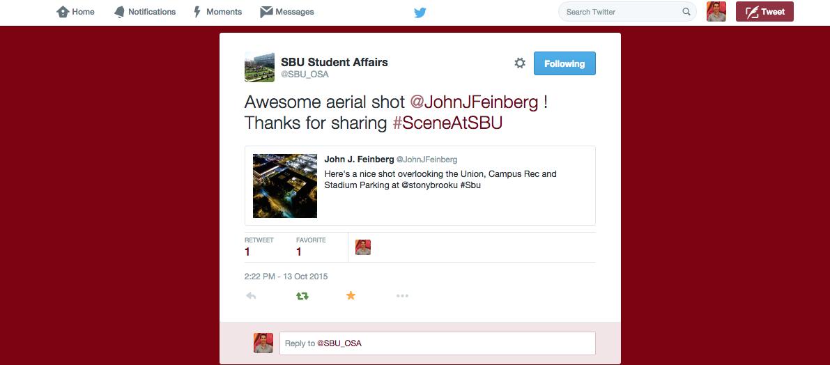 SBU Student Affairs Retweet:Mention.png