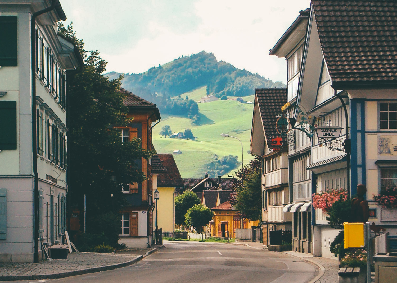 appenzell, switzerland