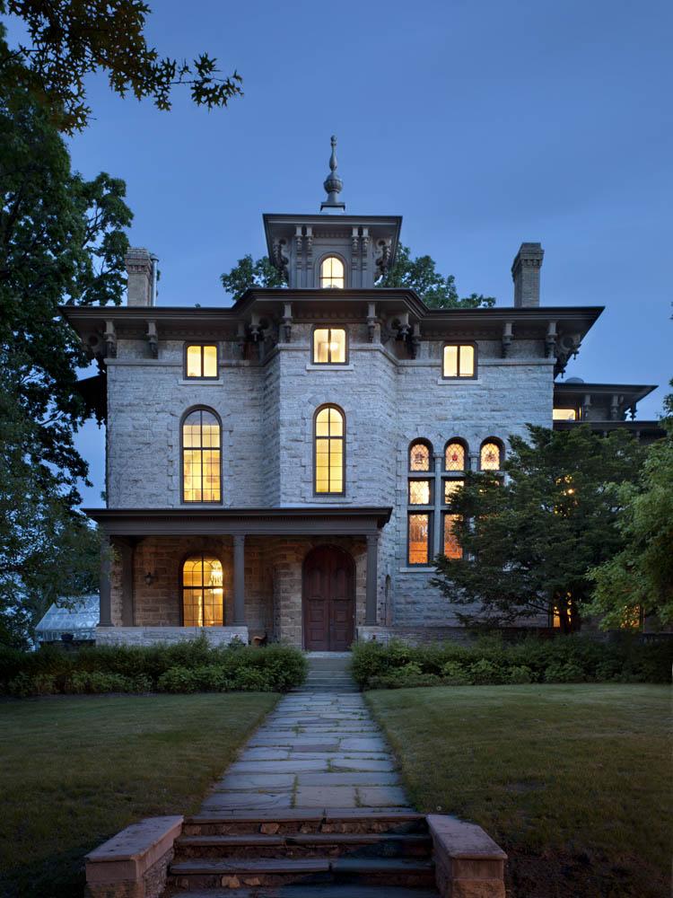 Burbank Livingston-Griggs Mansion