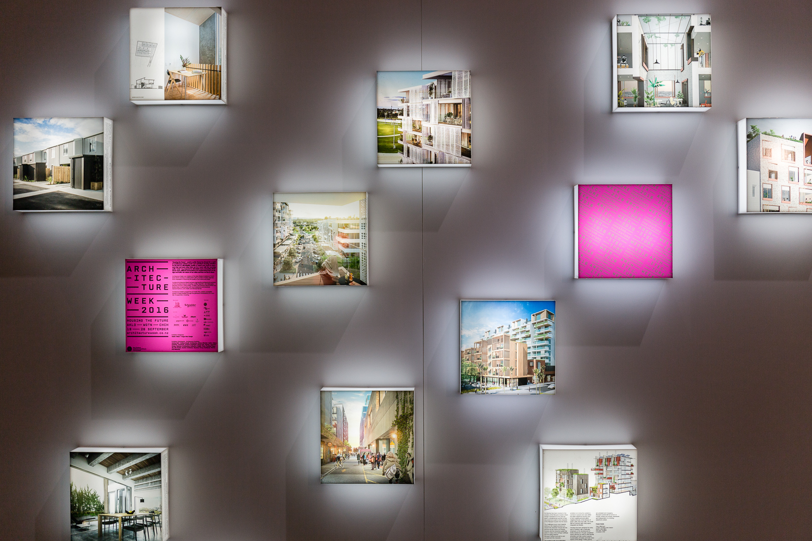 New City Architecture Exhibition - Photo by Joe Hockley