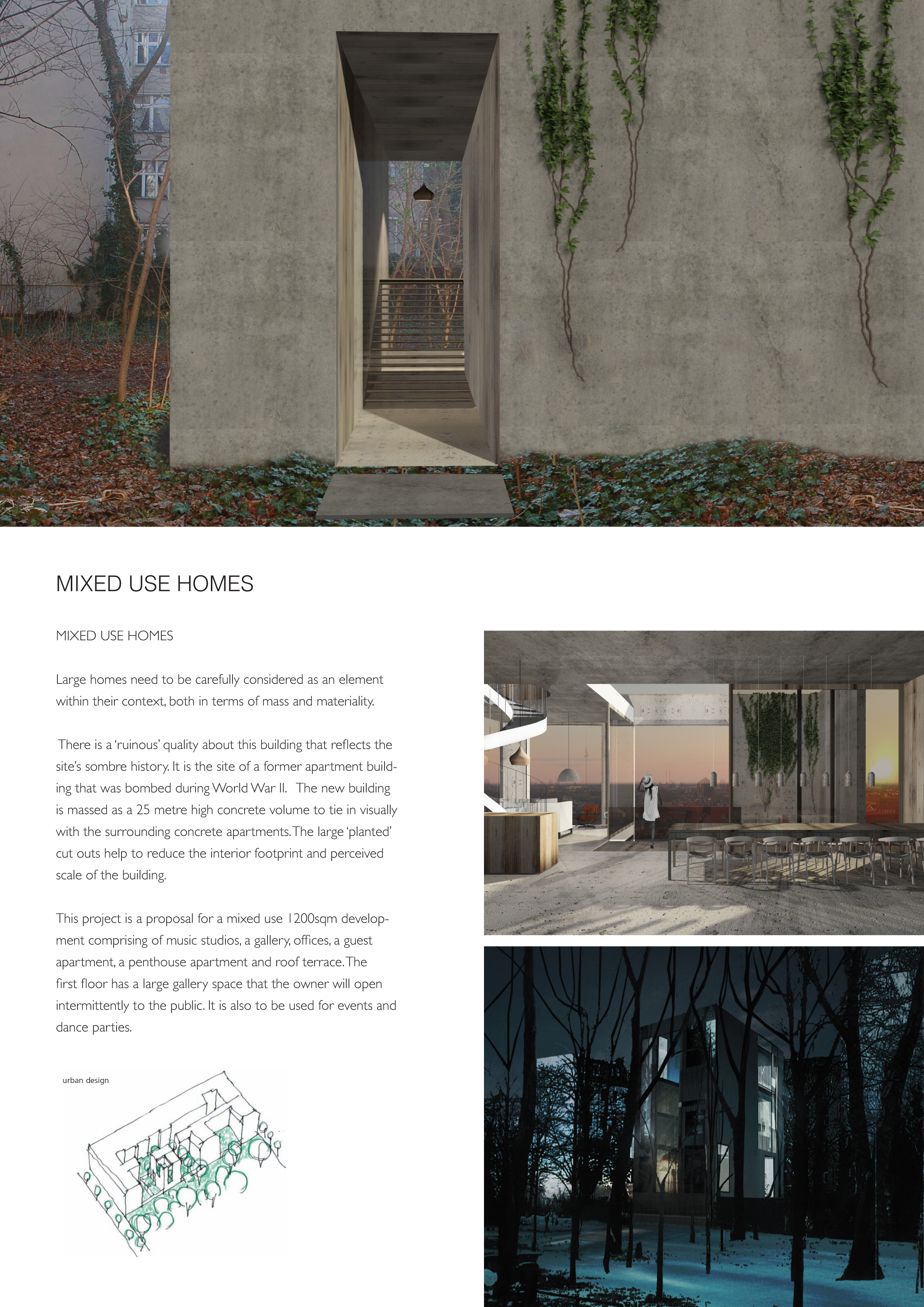 atelier aitken nz architect mixed use home berlin