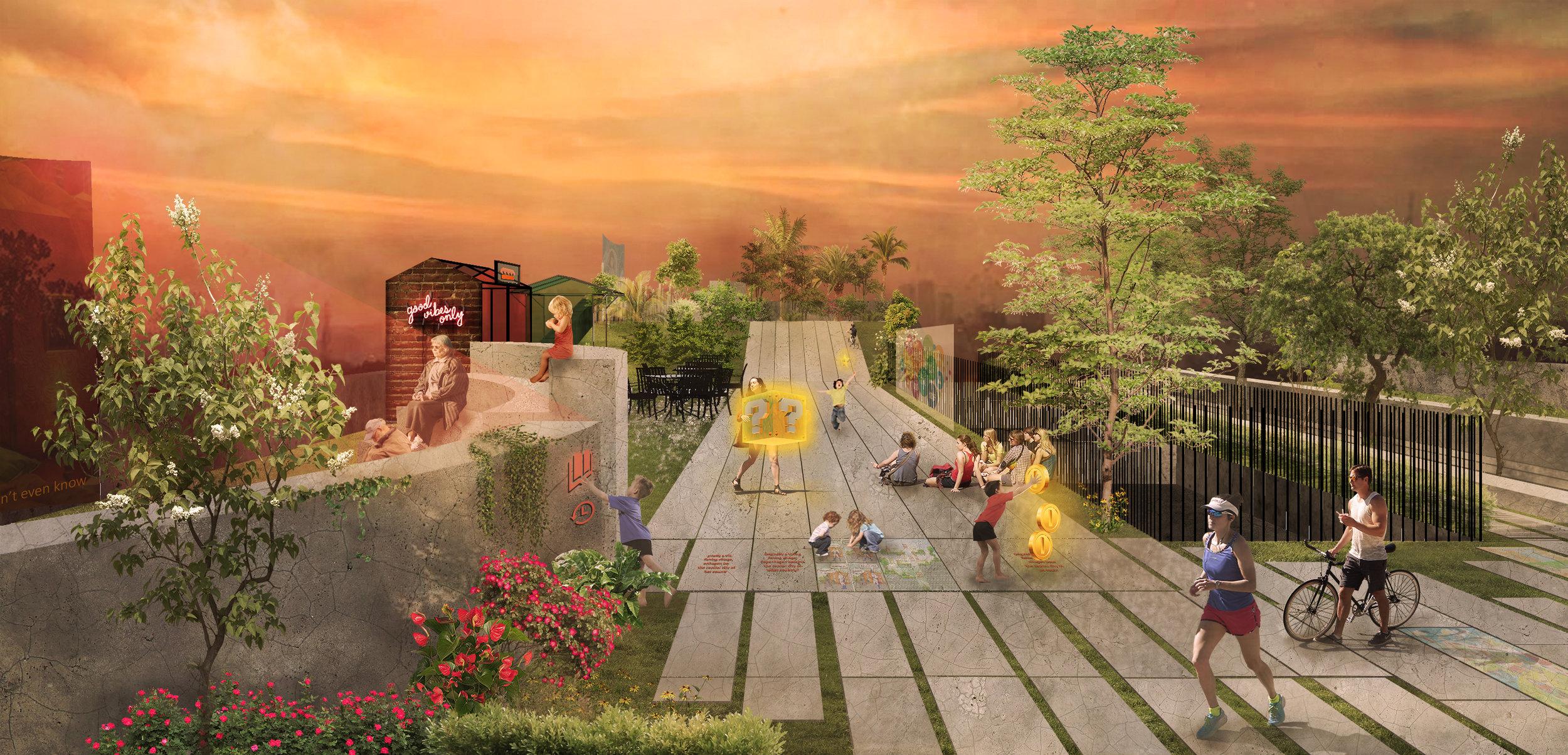 Atelier Aitken Urban Library Park Rooftop Cinema and gardens.jpg