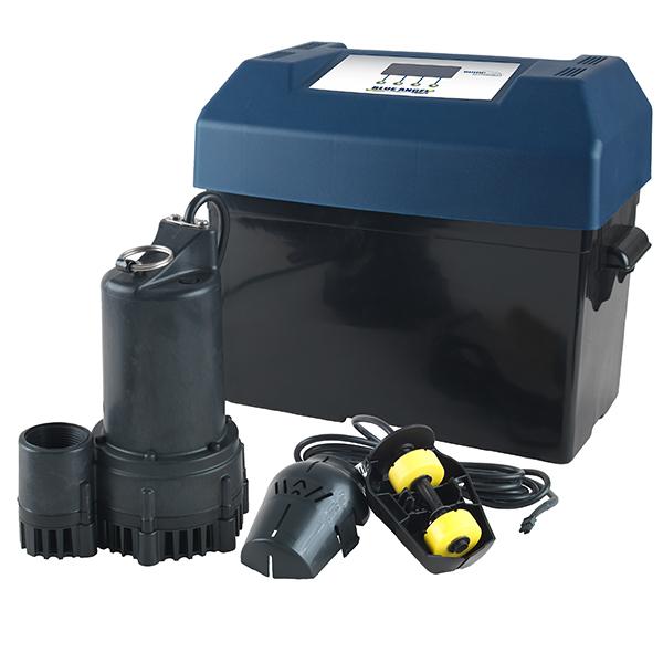 Battery Back-up Pump