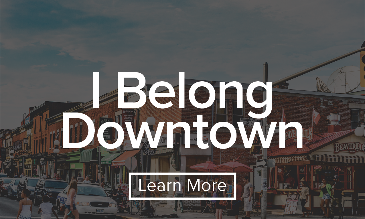 Celebrating Canada's vibrant, diverse, and inclusive downtowns.