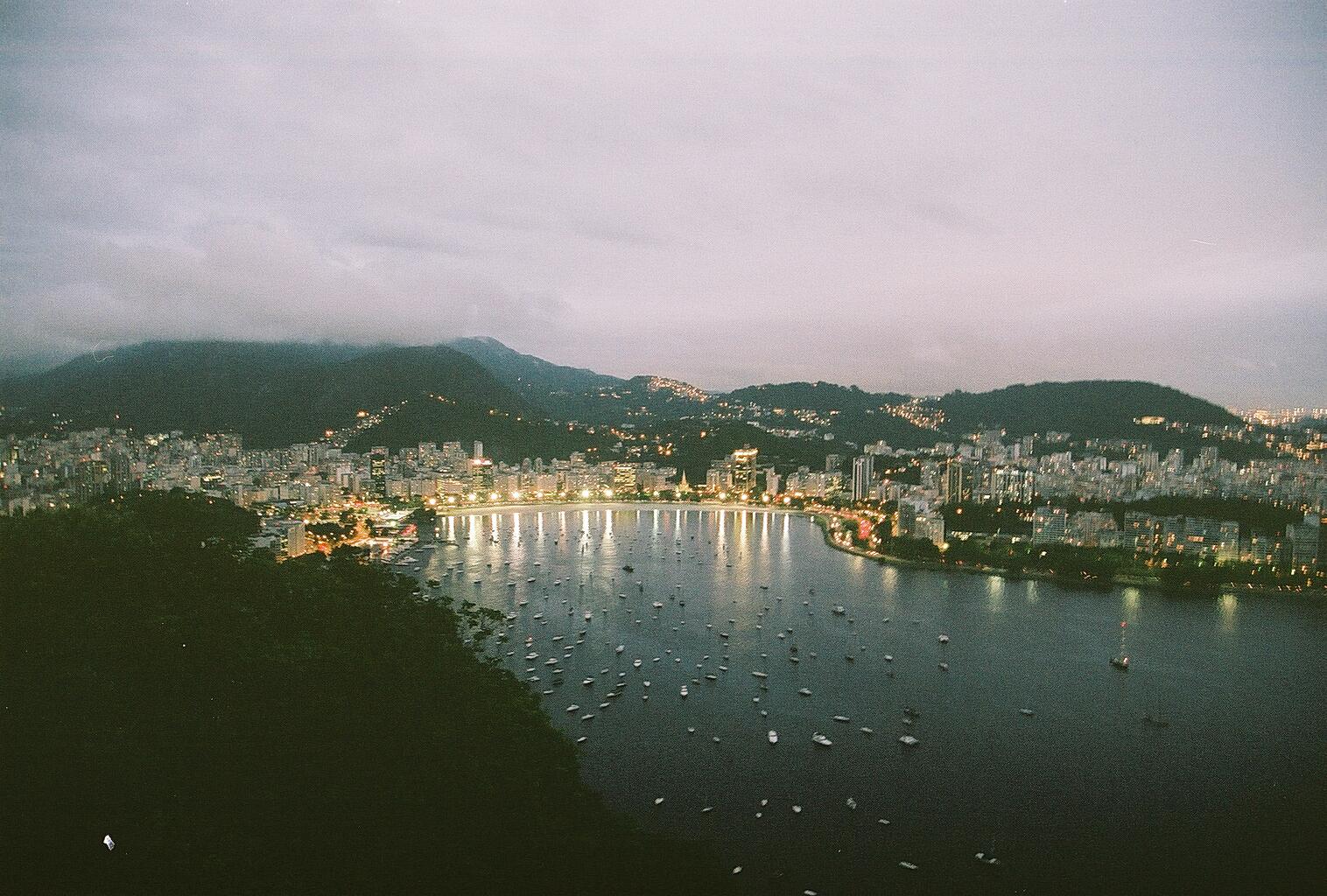 Rio de Janeiro, 2013 Canon A2E Fuji 400