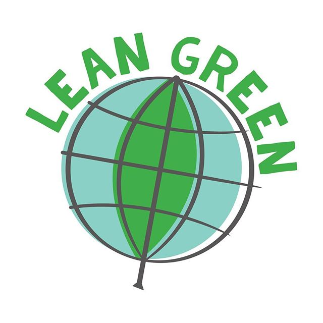 LEAN GREEN LOGO DESIGN Branding the Affinion Group HR Mindfulness Program designed to achieve a greener workplace. #affiniongroup #jtwb #wellness #mindfulness #greenoffice #climatechange #graphicdesign #branddesign #brandidentity #logodesign #wellnesscampaign #humanresources #dontdroptheball #everylittlebithelps