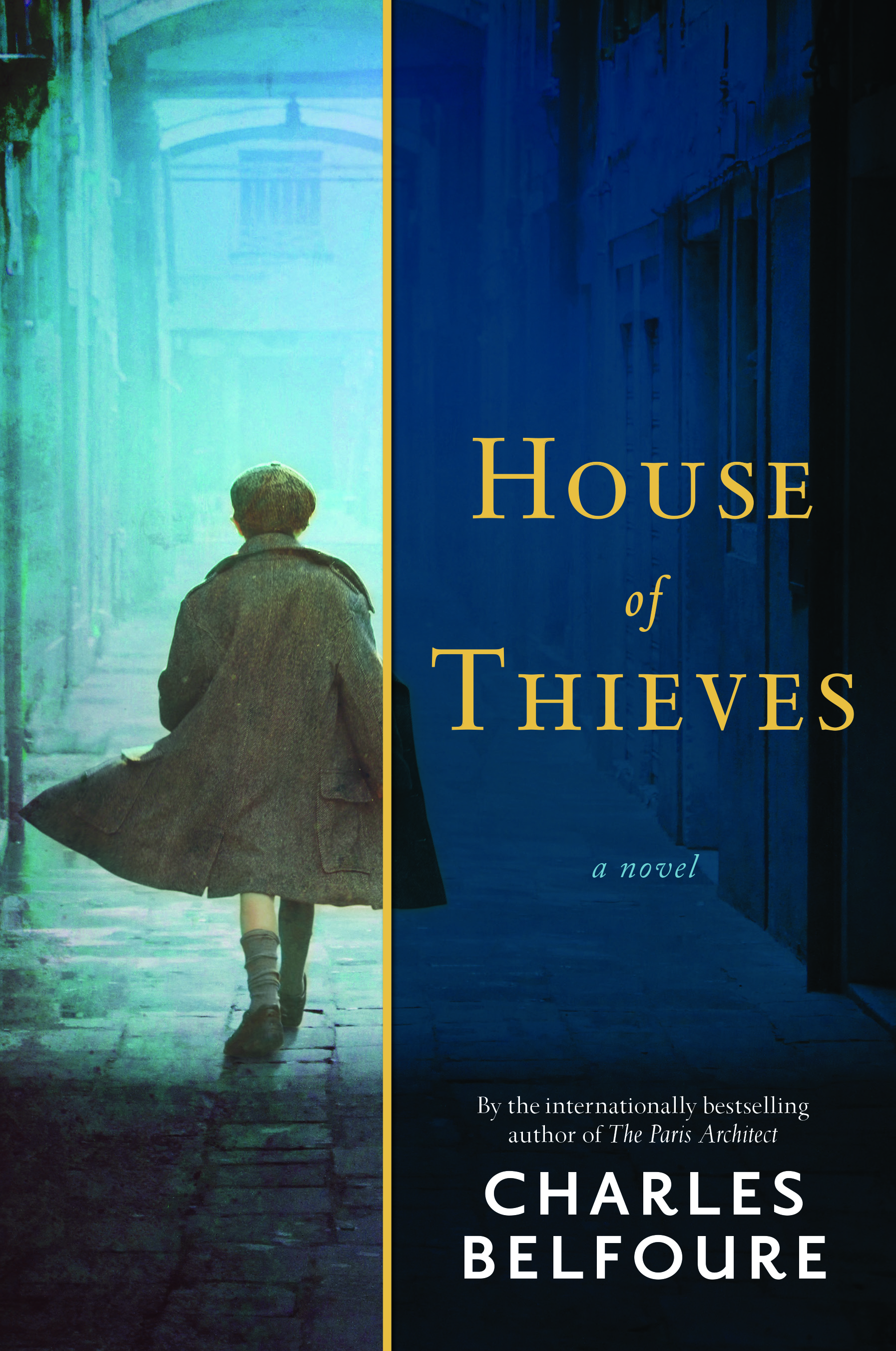 Charles Belfoure - House of Thieves