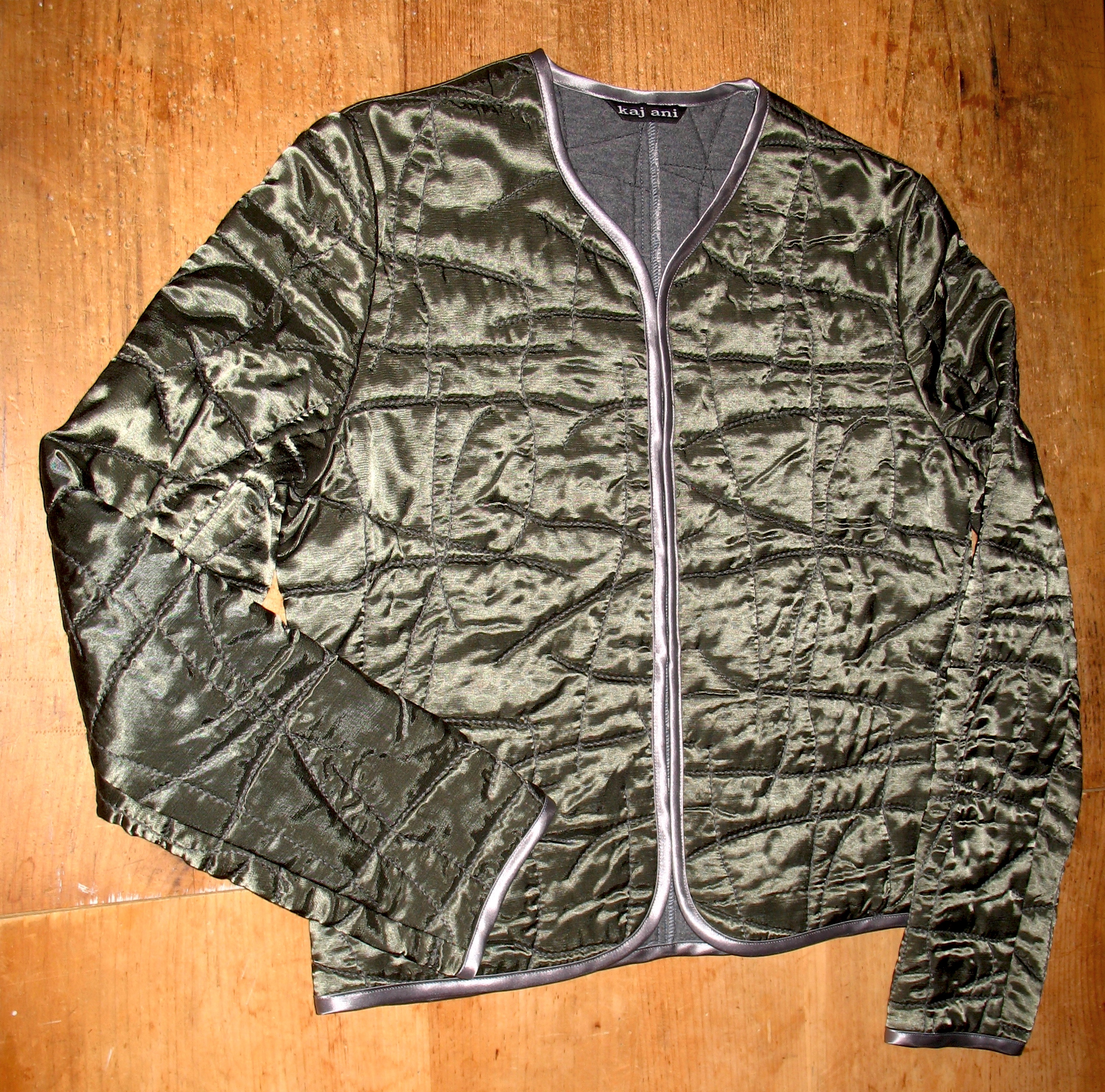 Quilty Jacket