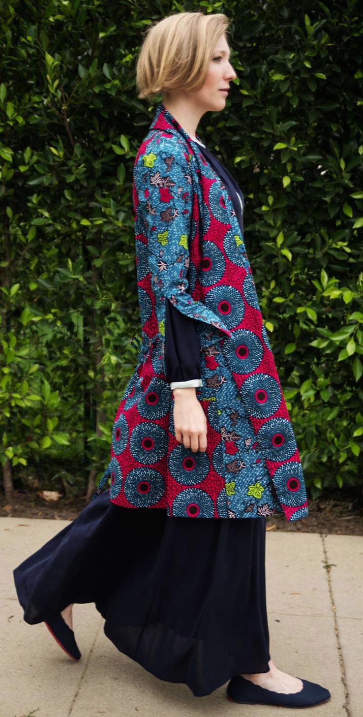 Coat Dress & Maxi Dress