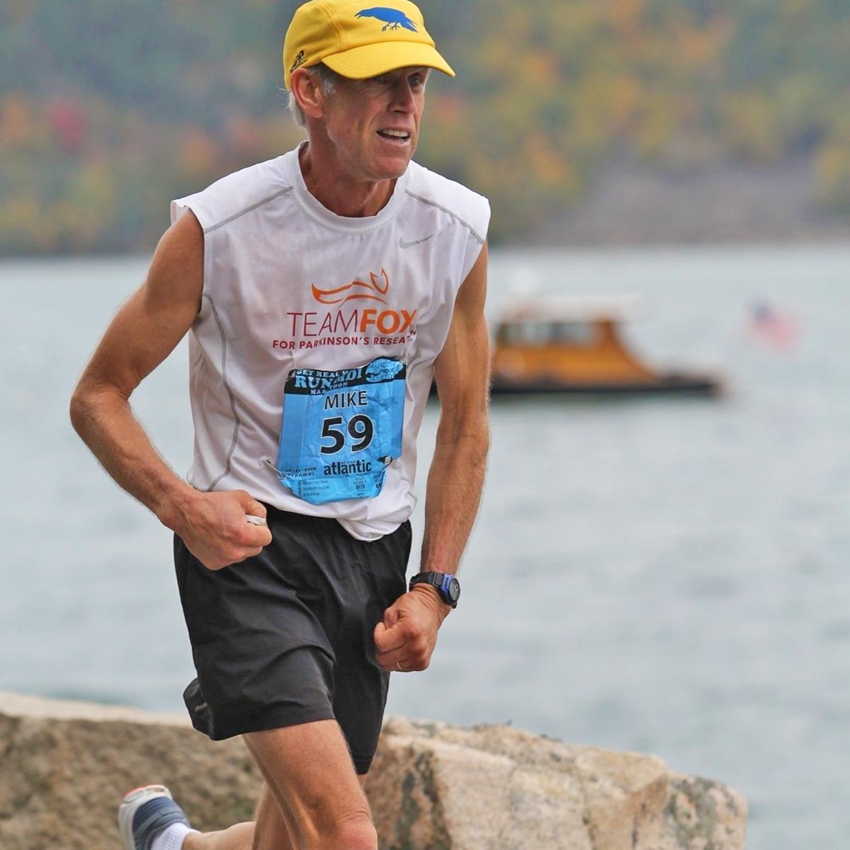 Michael Westphal, MDI Marathon // 2016