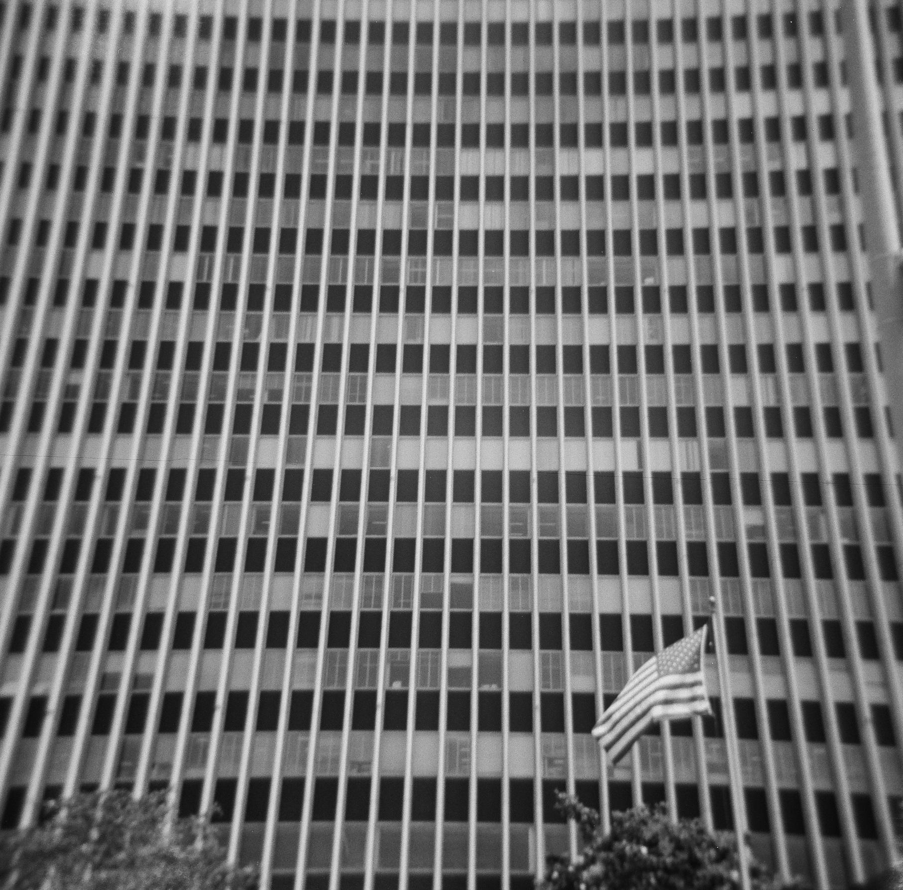 Federal Building in Los Angeles