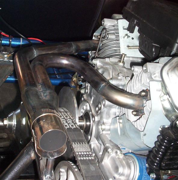 24HP Honda Header