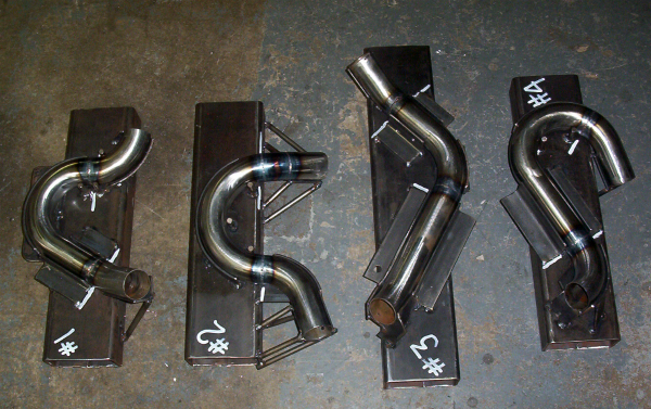 Custom Exhaust Header Fabrication Near Me