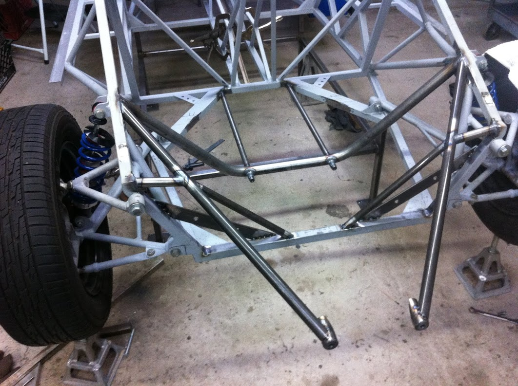 Kit car motor and transmission mounts complete