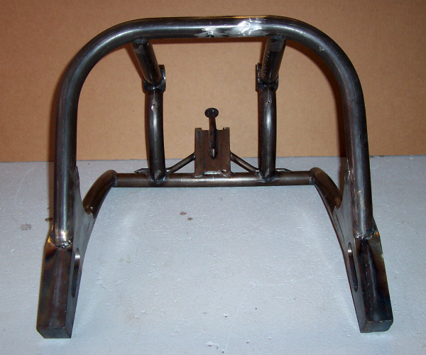 Lethal Injection rear swing arm