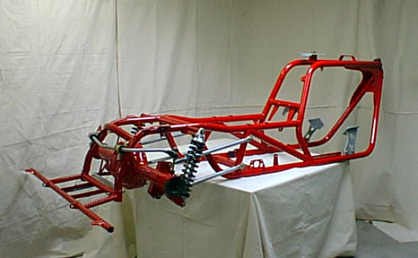 V8 Trike Chassis