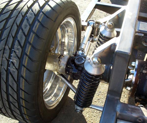 Cobra shock mounts