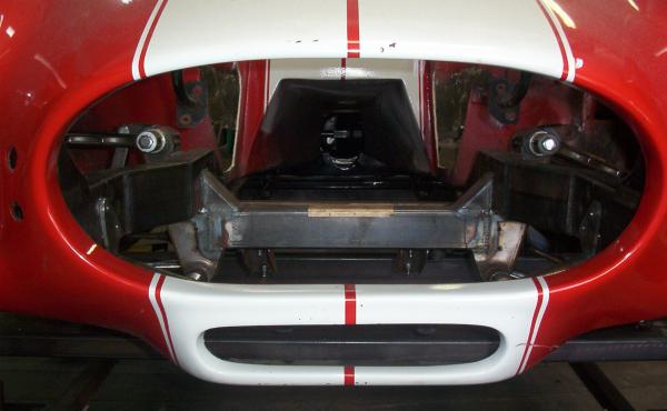 Cobra Front Clip