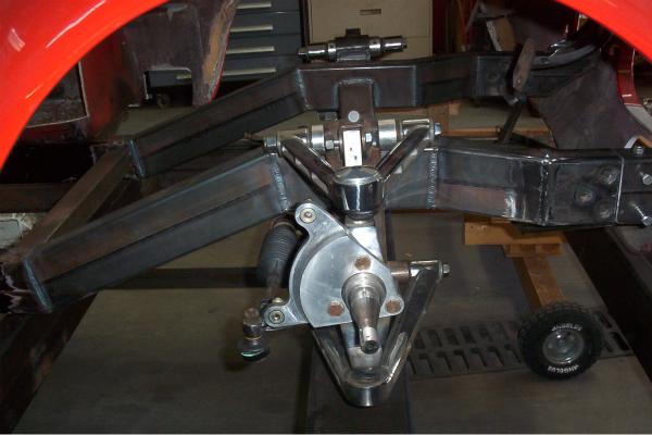 Cobra Custom Suspension