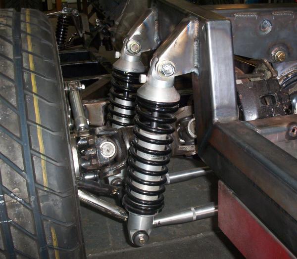 Cobra Rear Shock Mounts