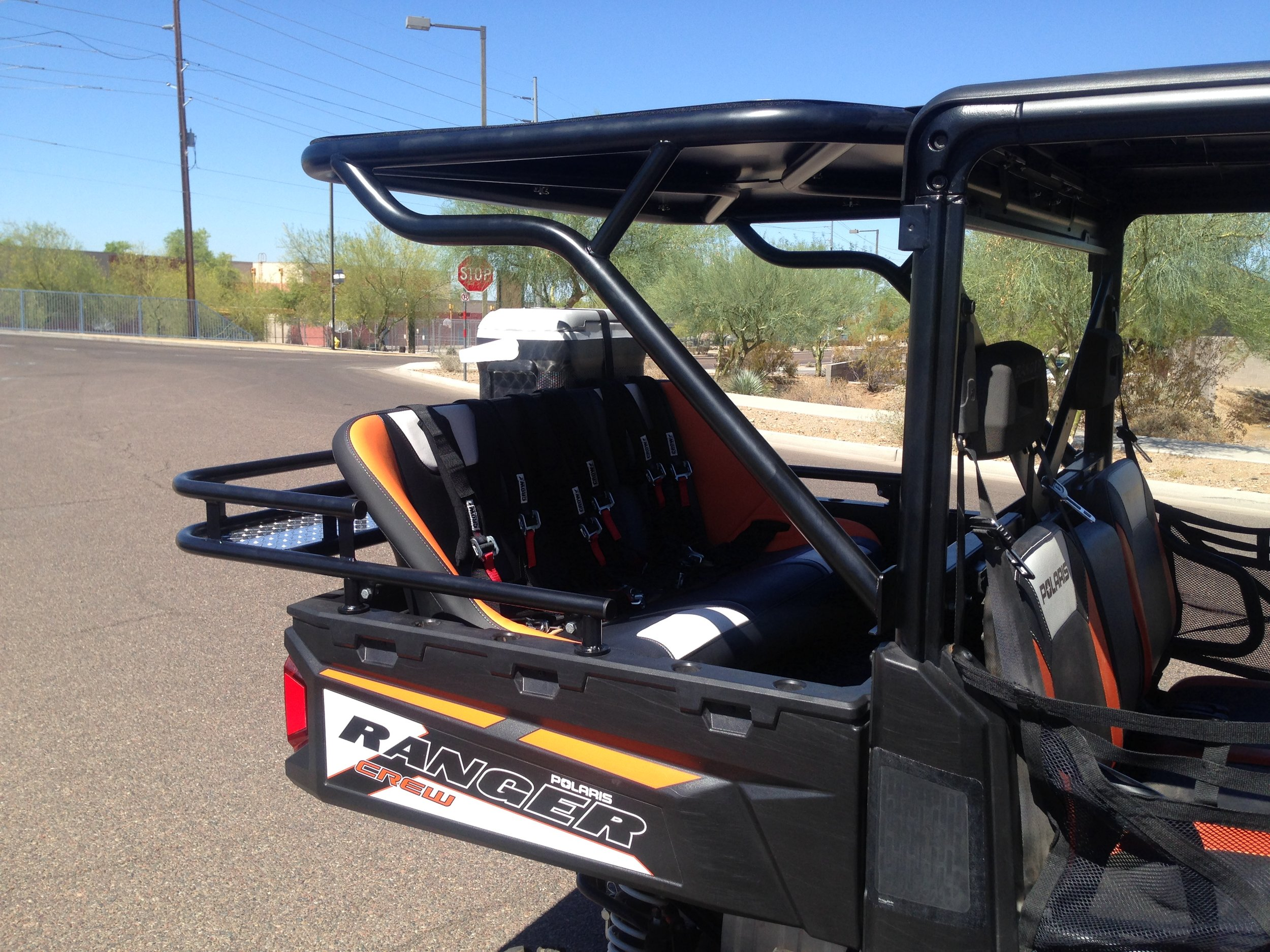 XP900 Halo Cage for 2015 Ranger Crew