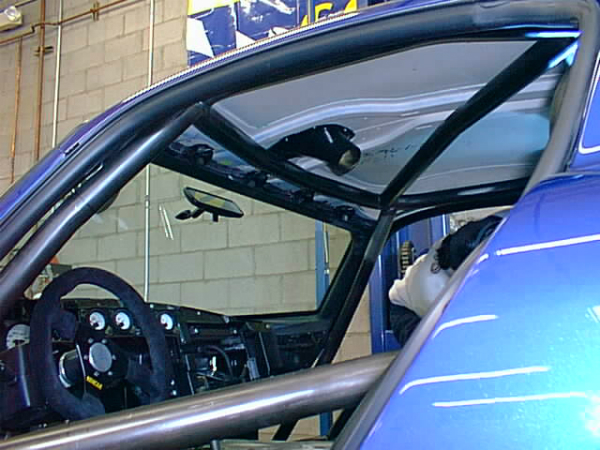 Dodge Viper roll bar