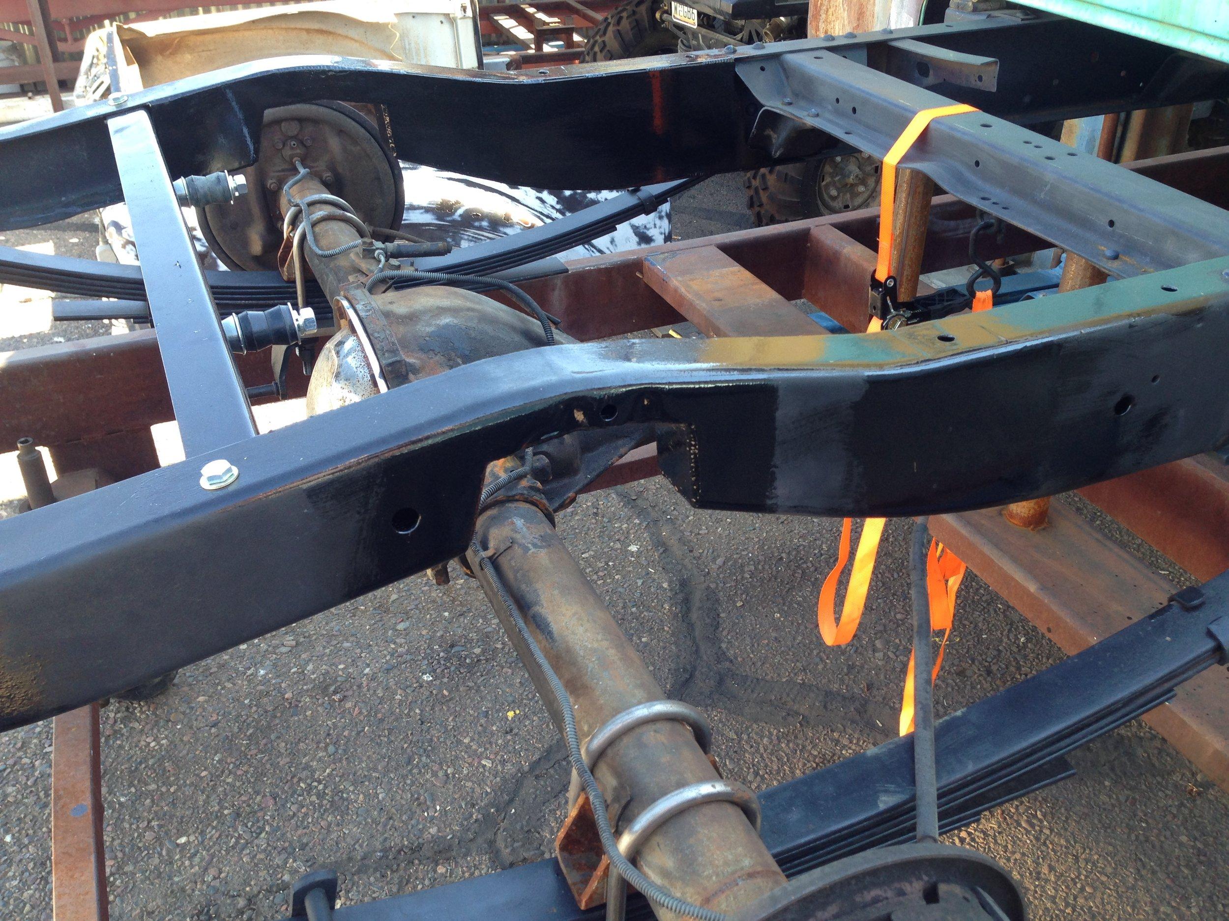 chassis fabrication Phoenix,  AZ