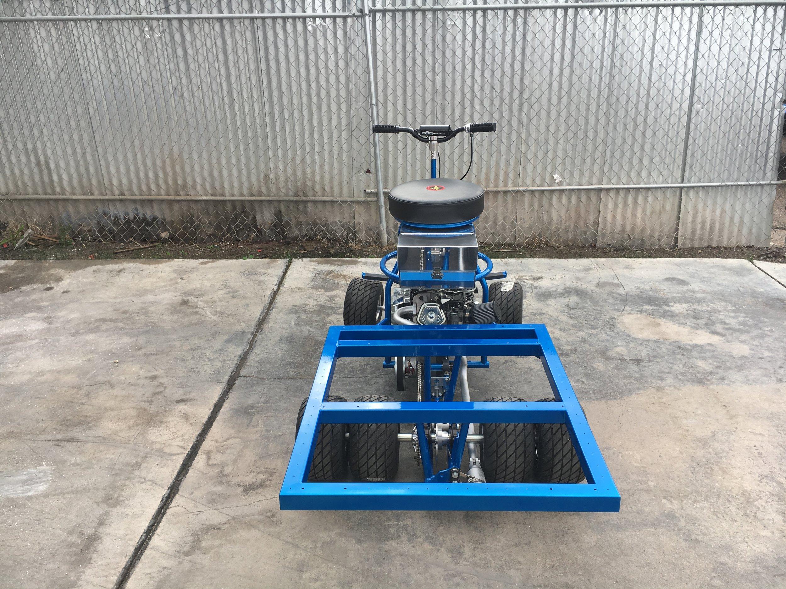 Barstool racer build
