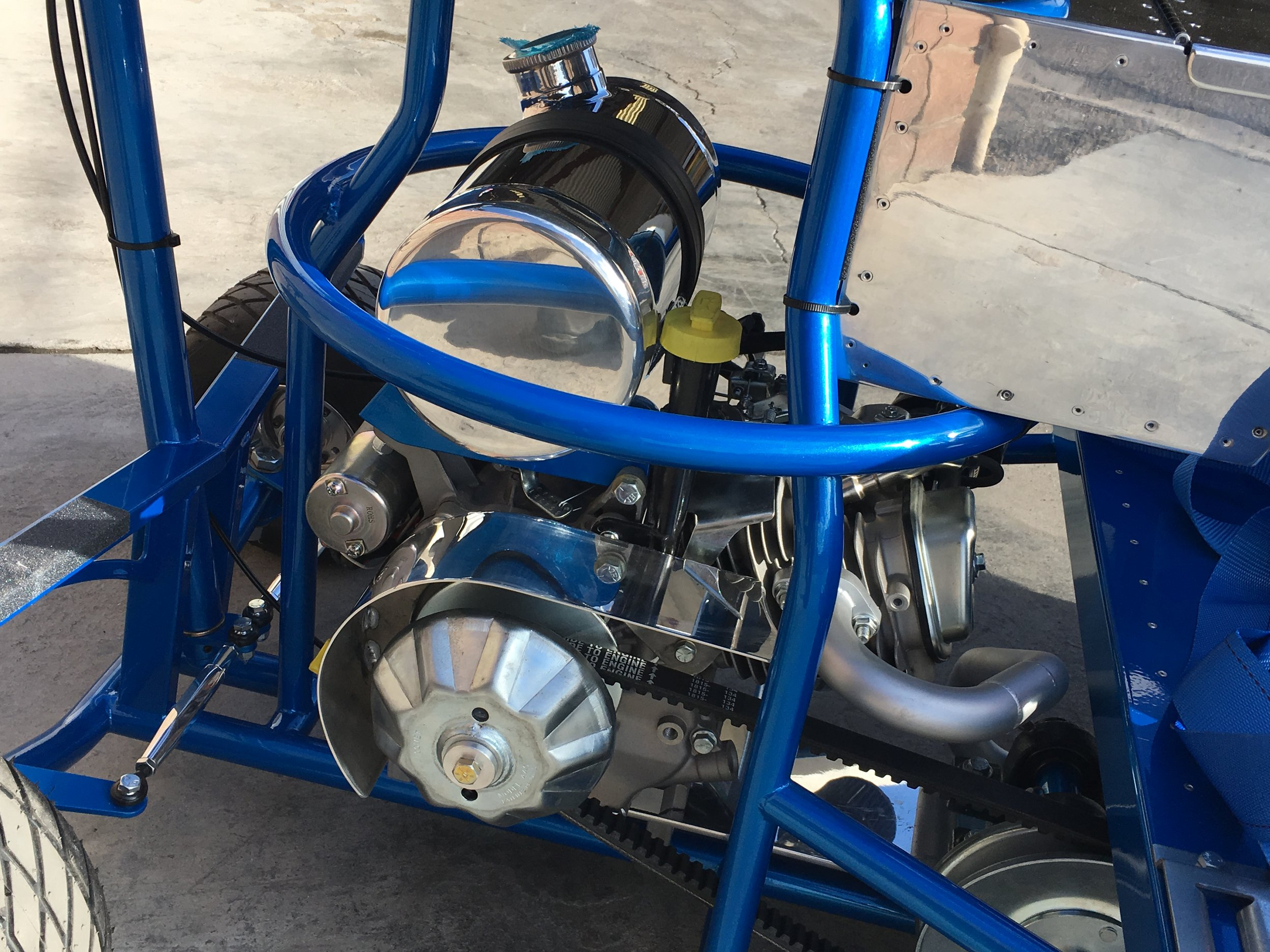 Briggs engine mods