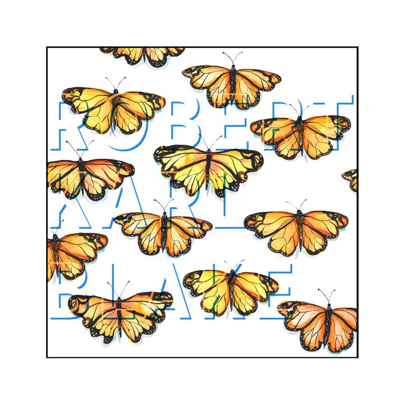 I like Butterflies.