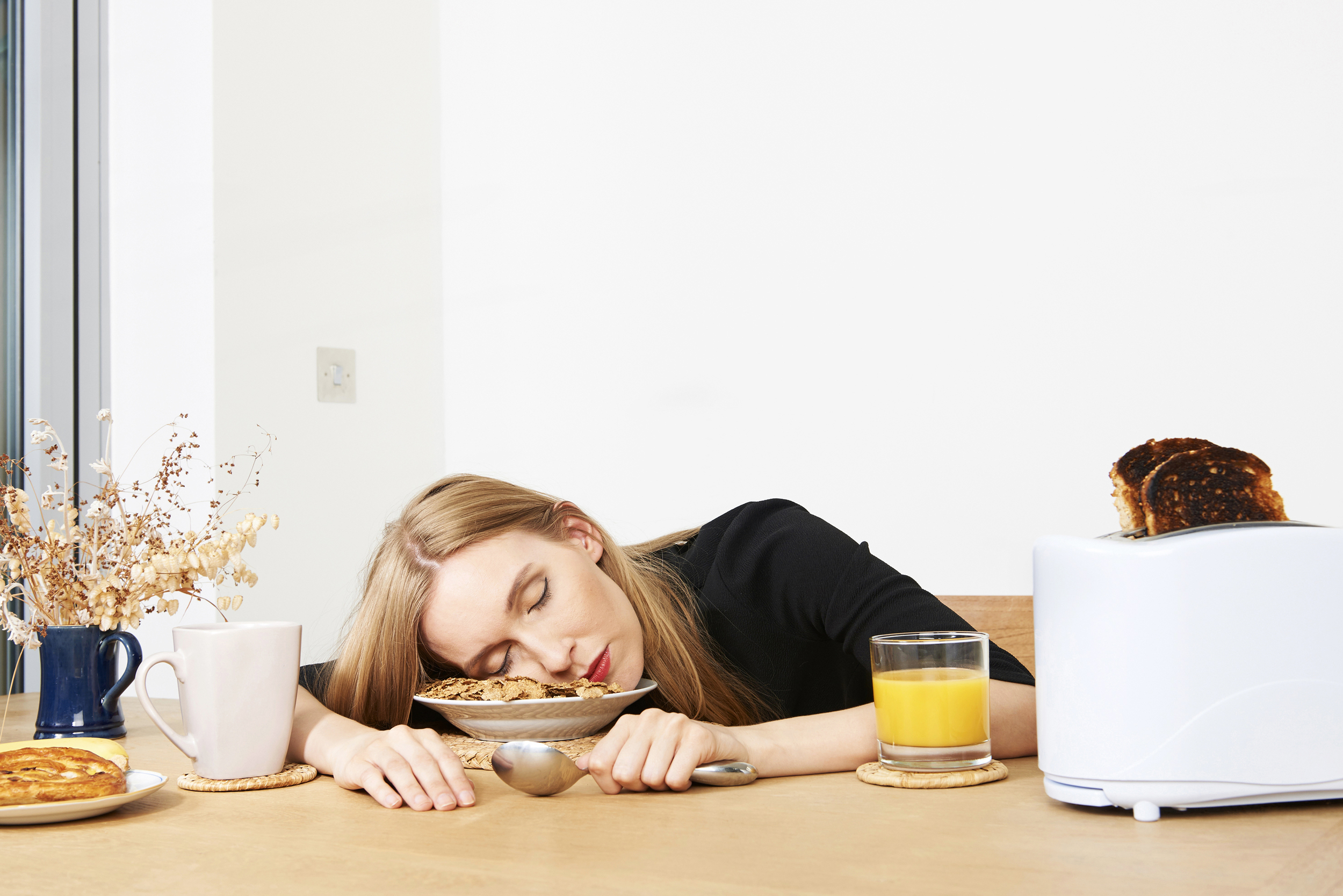 Shoot for ResMed 'Do it in bed' campaign 'Burnt Breakfast'.jpg