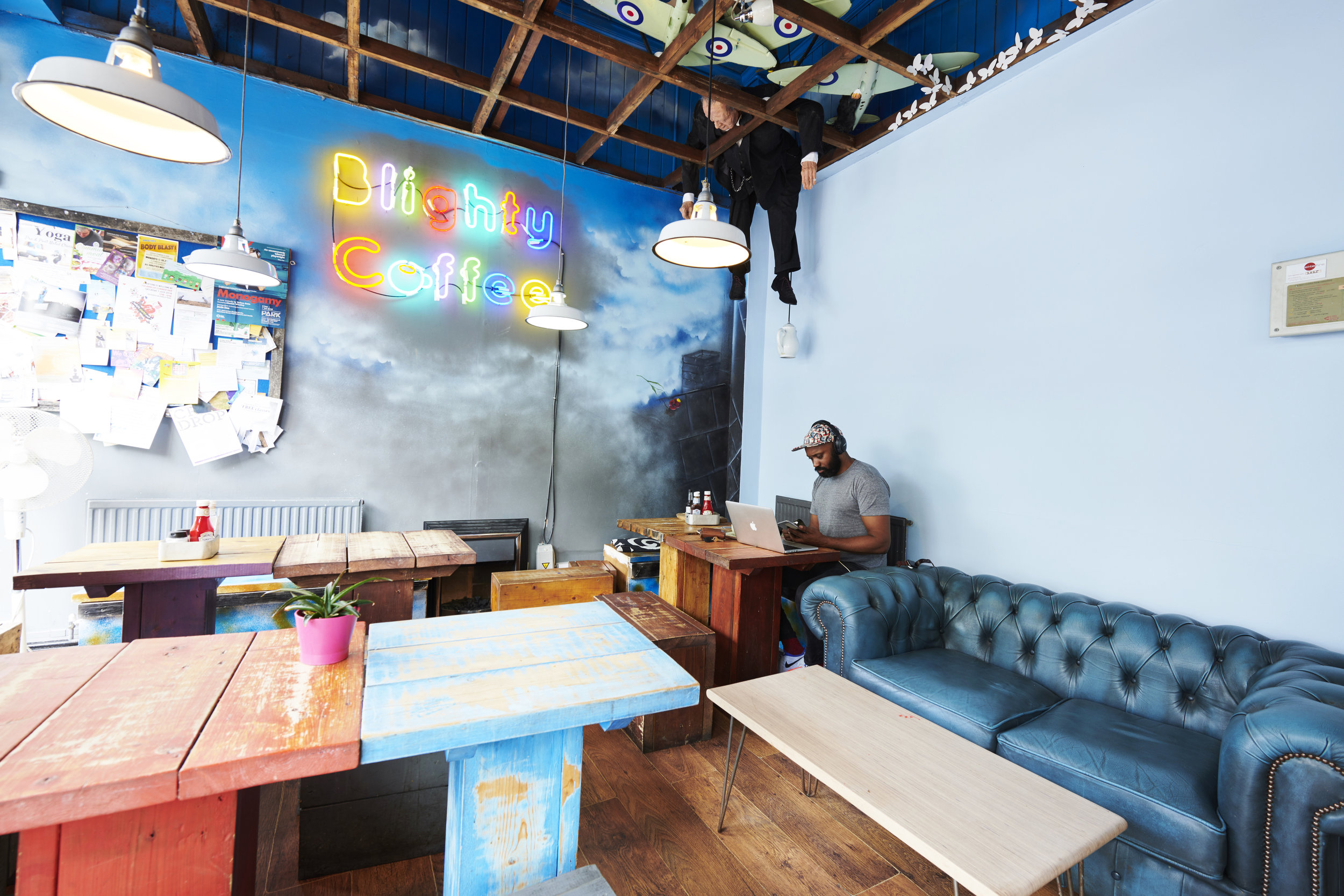 Blighty Cafe