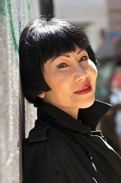 Illustrious author Amy Tan