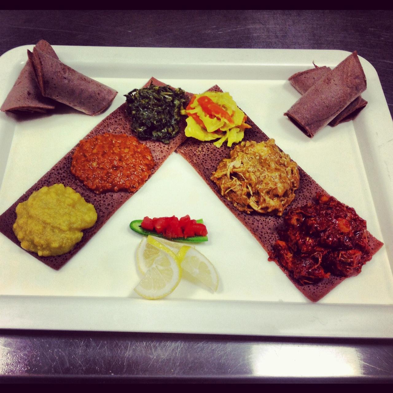 taste of ethiopia restaurant