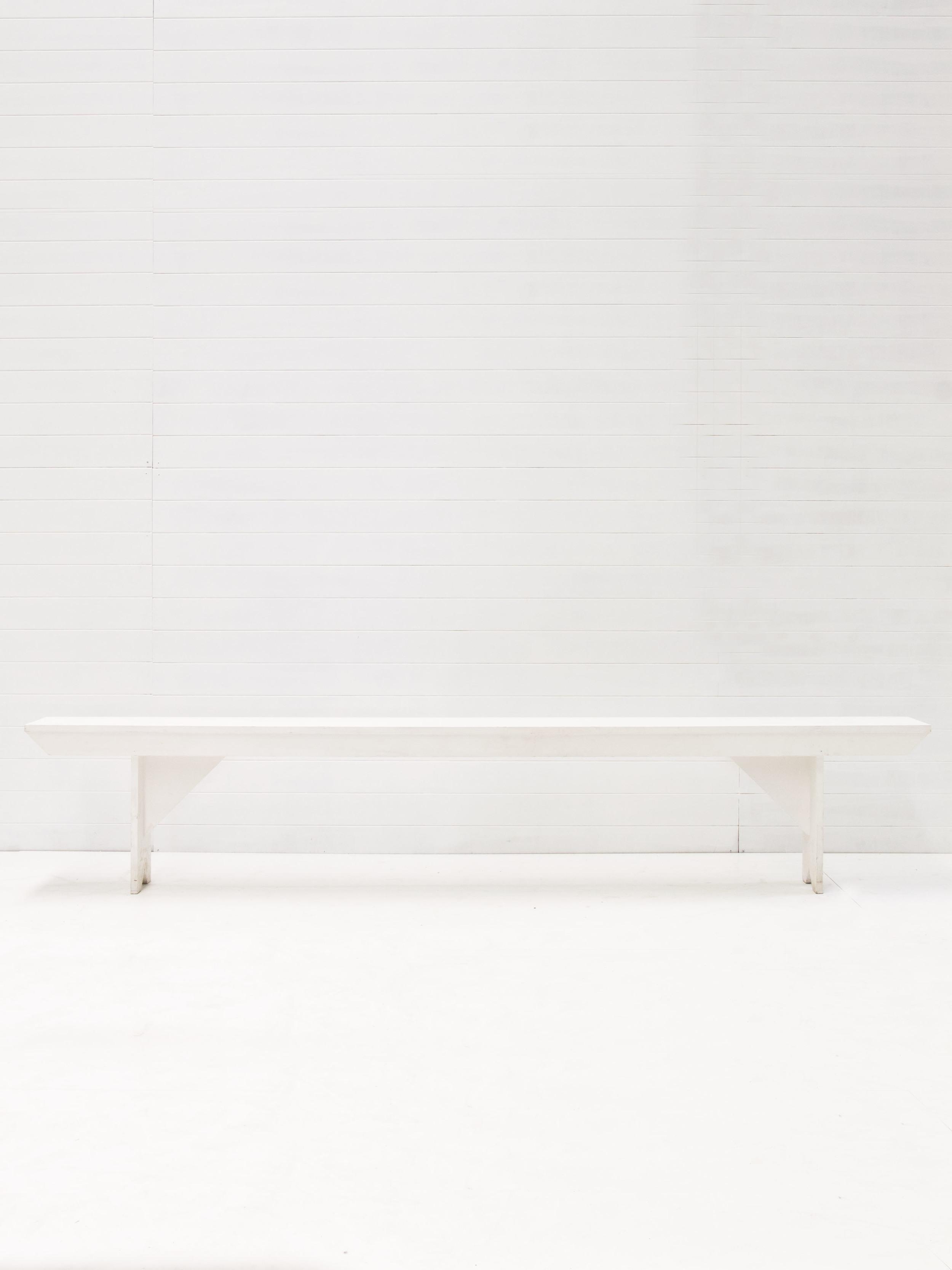 White timber bench seats.jpg