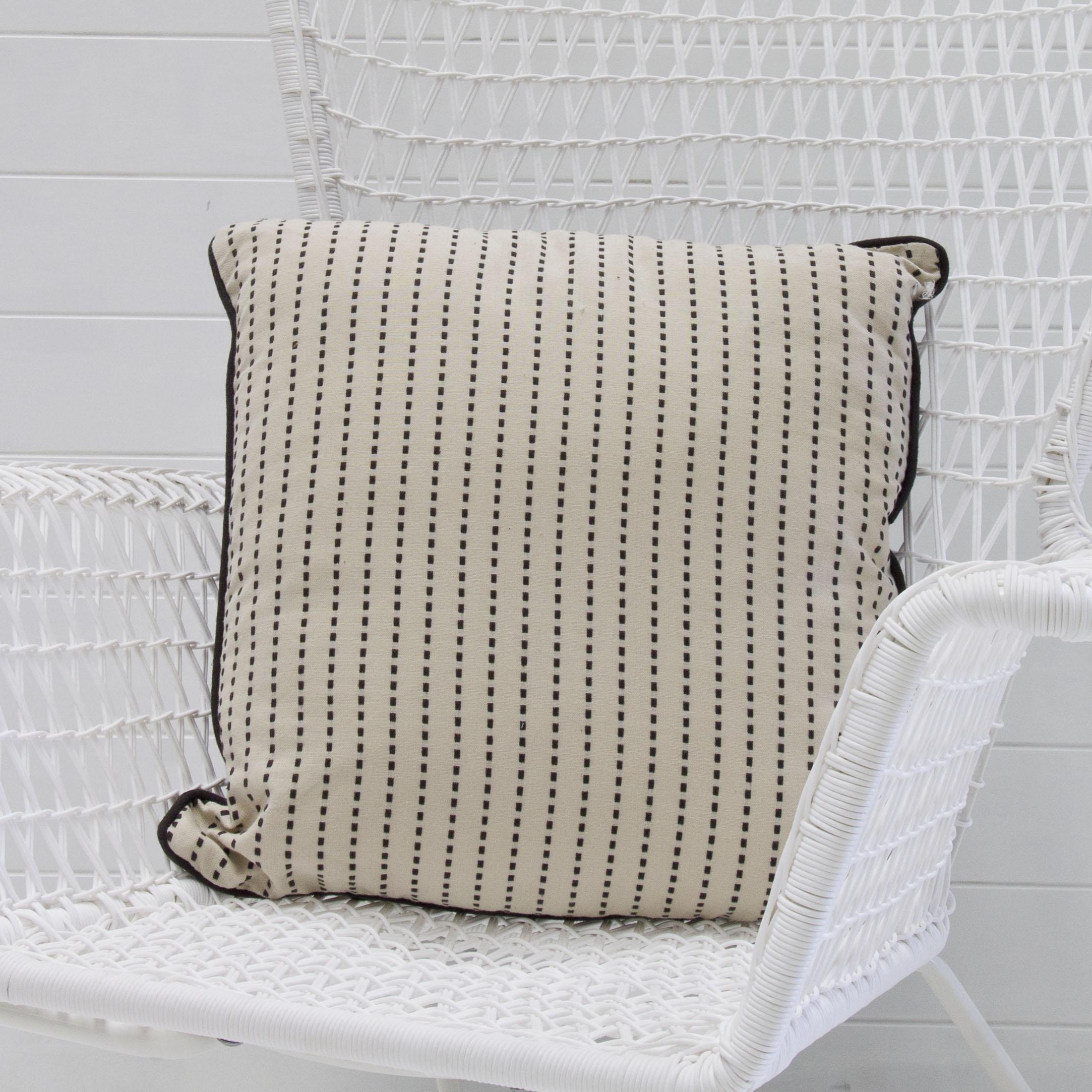 Navy ribbed cushion.jpg