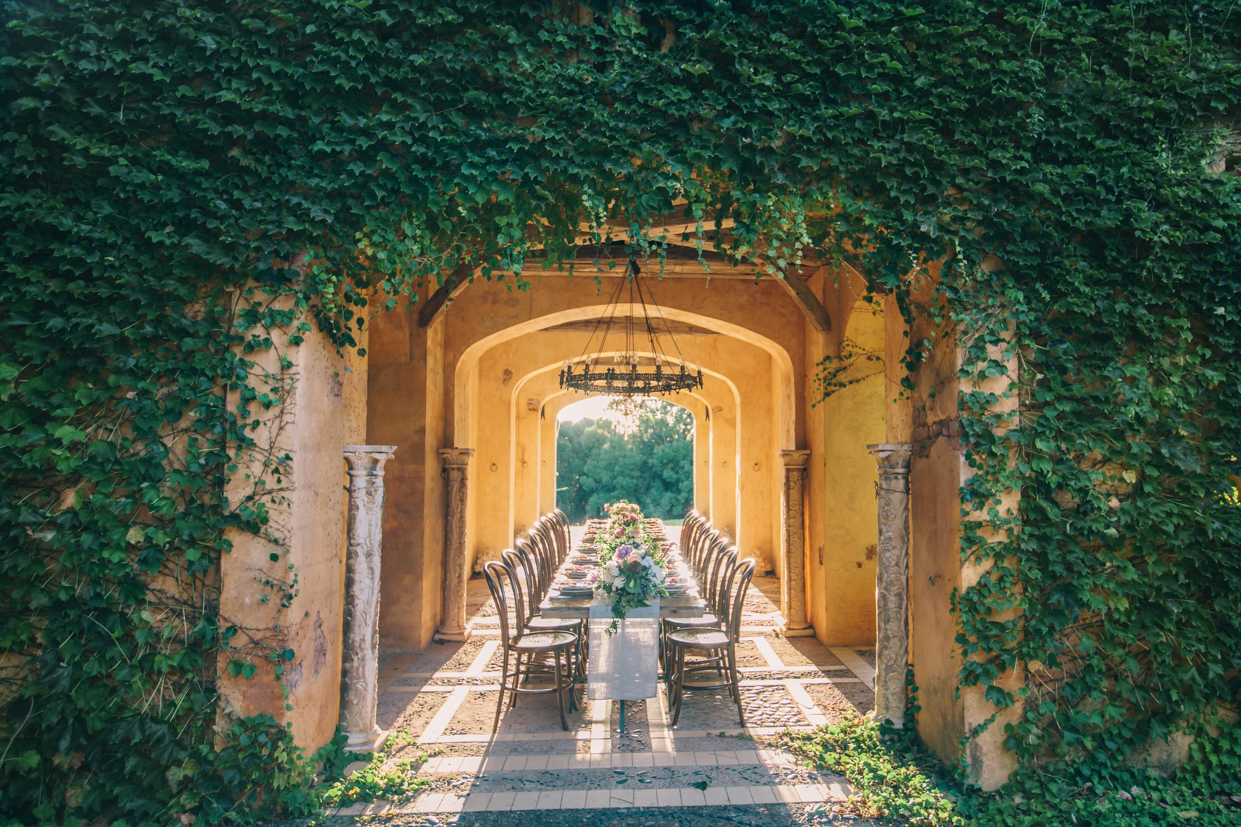 French wedding inspiration byron bay