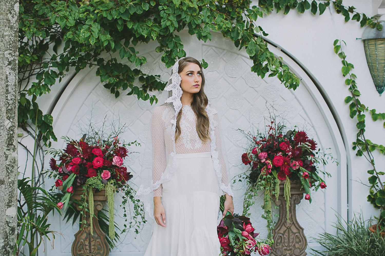 amalfi coast inspired wedding shoot byron bay