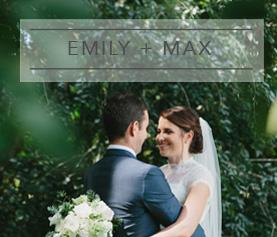Emily and Max | Real Wedding | Sunshine Coast