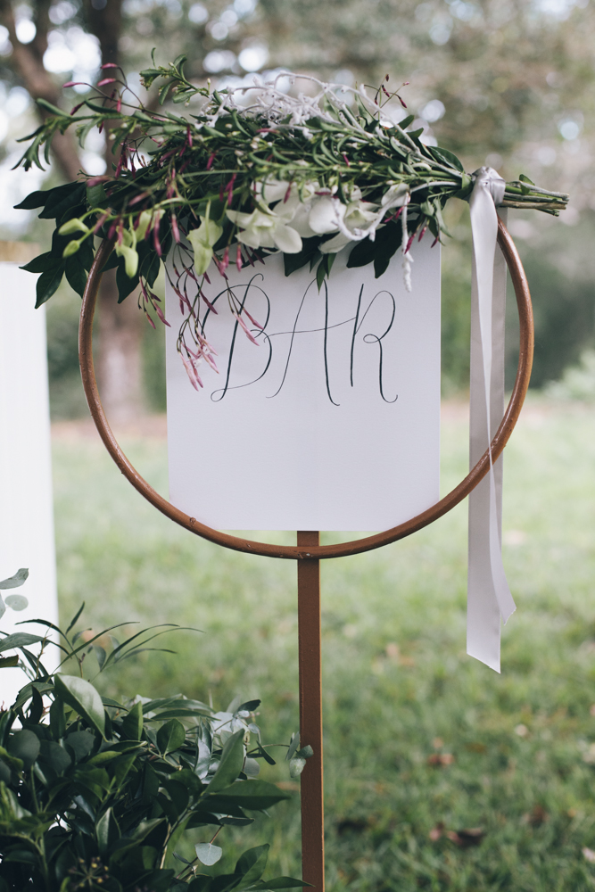 Megan + Matthews beautiful Queensland wedding styled by Little Gray Station | photographed by Brodie Standen