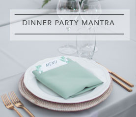 Corporate Event Styling Mantra VIP