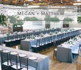 Megan+Matthew Wedding
