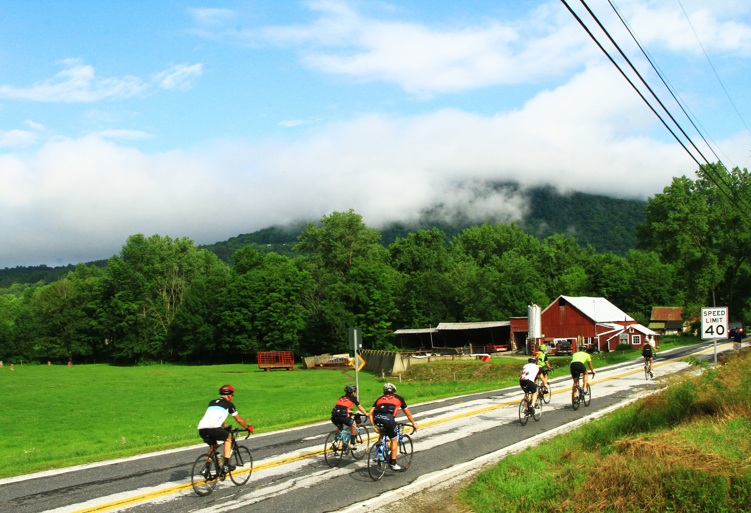 2016 Farm to Fork Fondo - Vermont