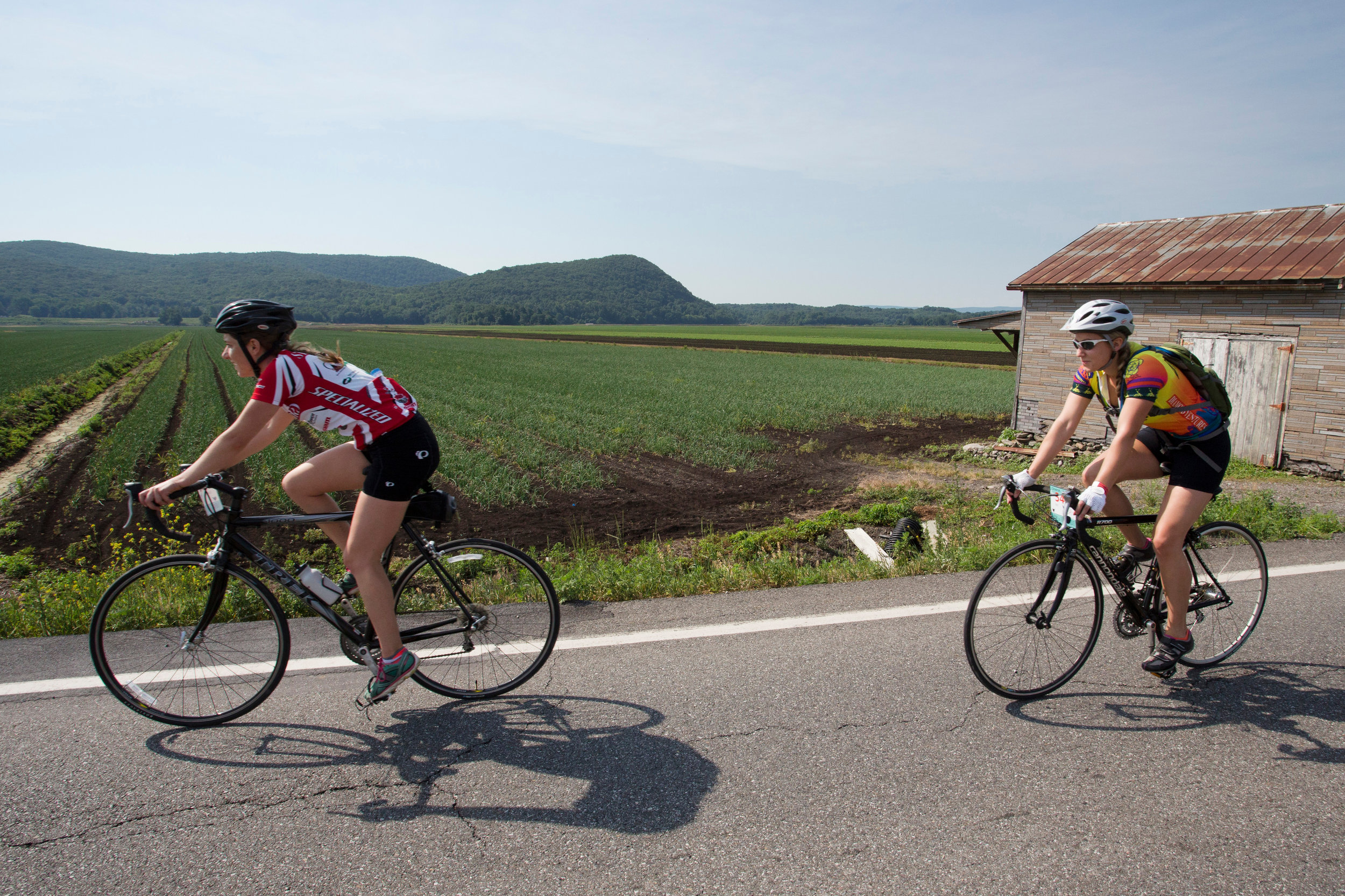 Credit Bob Breese, 2016 Farm to Fork Fondo - Hudson Valley
